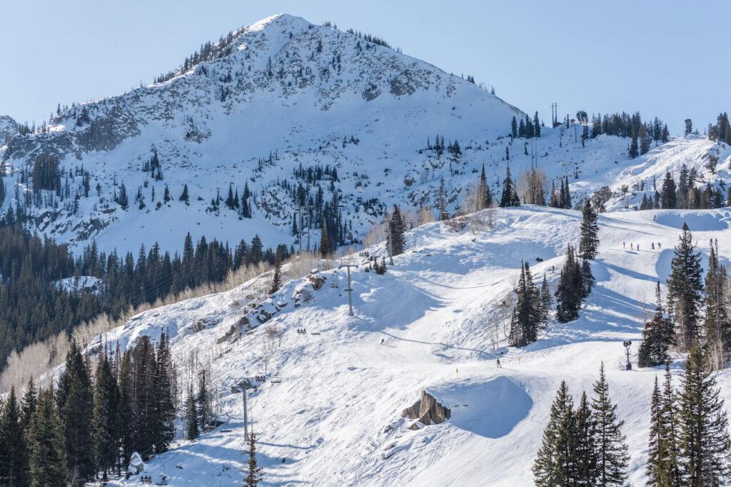 brighton utah ski in ski out resort