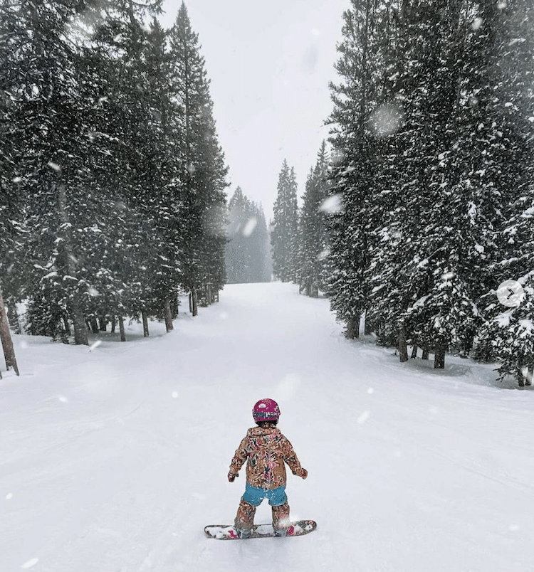 brighton ski resort kids