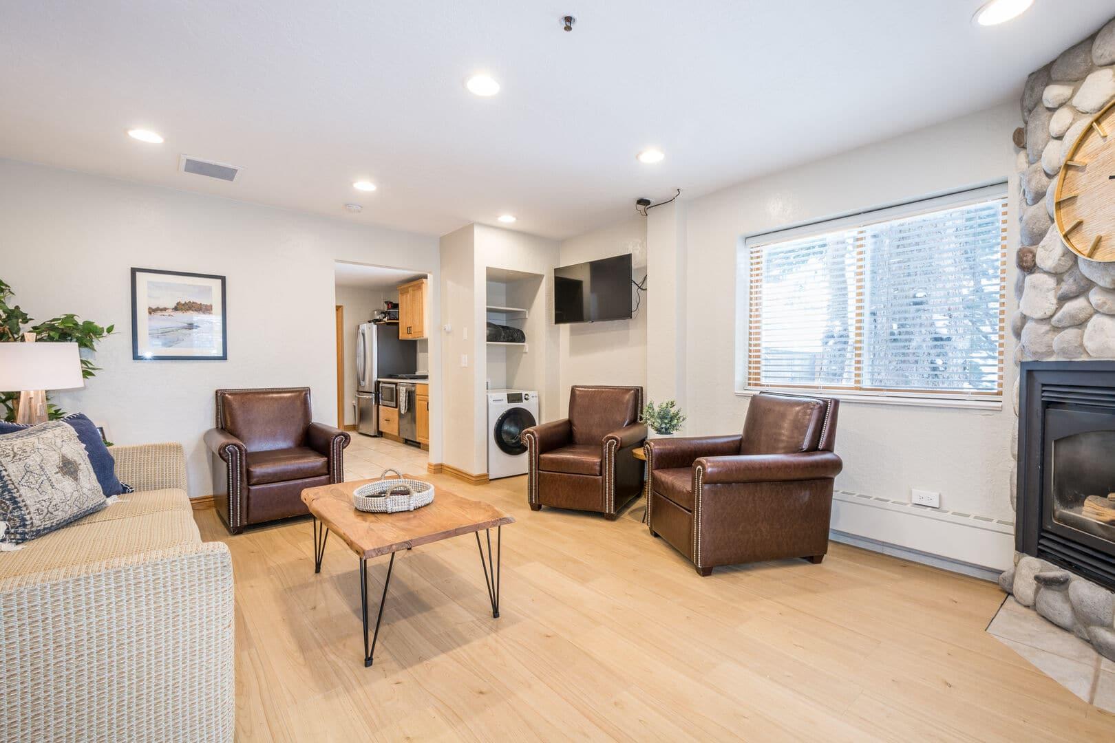 brighton utah hidden falls suite amenities
