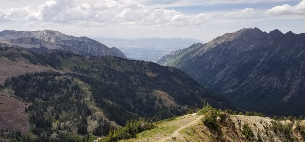 Wasatch Mountain Bike Trail